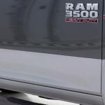 Dodge Ram bedliner coated rocker panel