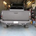 Full truck spray on bedliner - Dodge